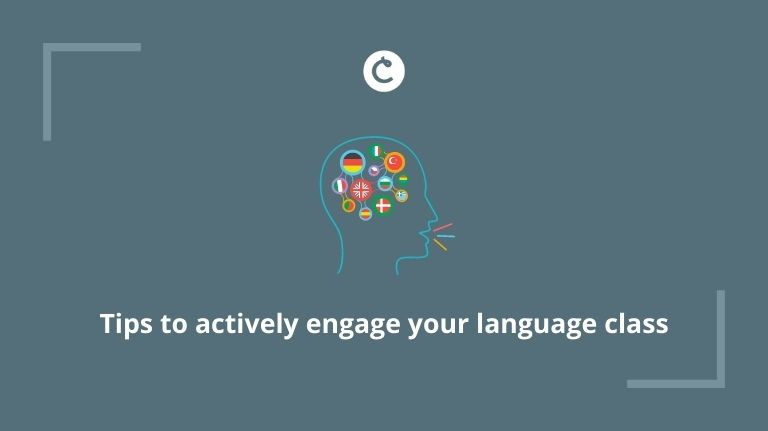 Tips to actively engage your language class
