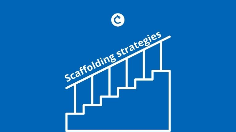 4 Scaffolding strategies that lead to greater student independence