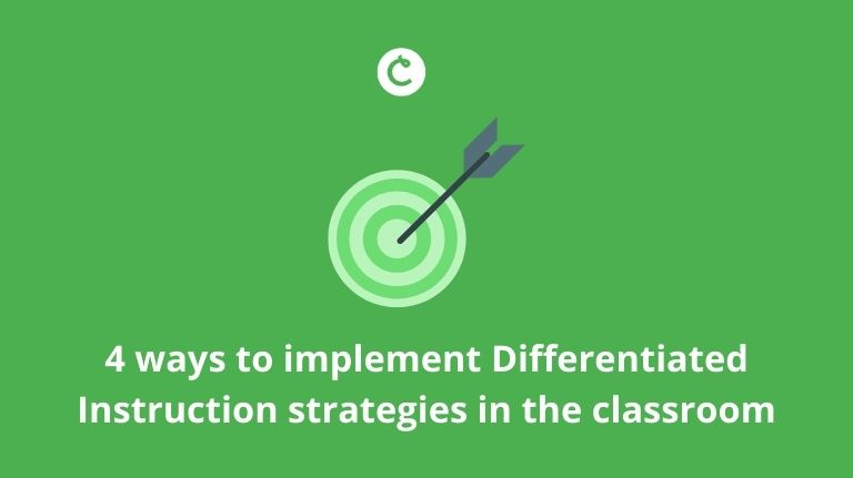 4 ways to implement Differentiated Instruction strategies in the classroom