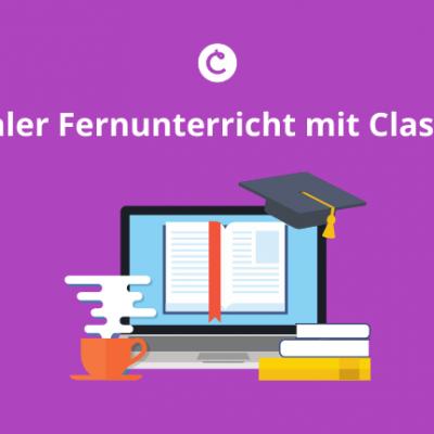 Digitaler Fernunterricht mit Classtime