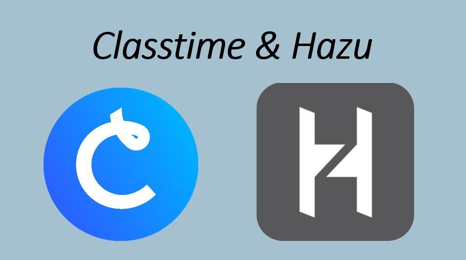 Classtime & Hazu: Classtime Lernzielkontrollen im Zusammenspiel mit Hazu, einem Schweizer Learning Management System