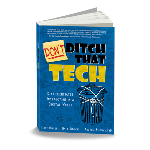 Edtech / learning with remote technology book