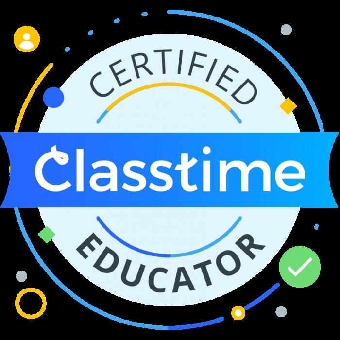 Classtime Certified Educator Logo